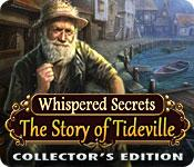 Feature screenshot game Whispered Secrets: The Story of Tideville Collector's Edition