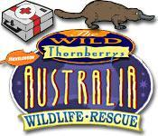 Feature screenshot game Wild Thornberrys Australian Wildlife Rescue