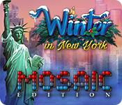 Feature screenshot game Winter in New York Mosaic Edition