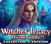 Feature screenshot game Witches' Legacy: Awakening Darkness Collector's Edition