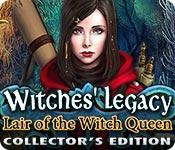 Feature screenshot game Witches' Legacy: Lair of the Witch Queen Collector's Edition