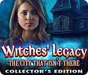Feature screenshot game Witches' Legacy: The City That Isn't There Collector's Edition