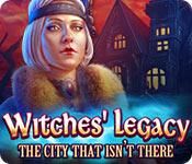 Feature screenshot game Witches' Legacy: The City That Isn't There
