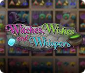 Feature screenshot game Witches, Wishes and Whispers