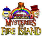 Feature screenshot game Wonderland Adventures: Mysteries of Fire Island