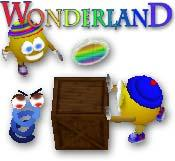 Feature screenshot game Wonderland