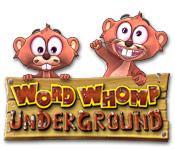 Word Whomp  Underground game play