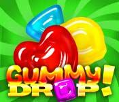 Feature screenshot game Gummy Drop!