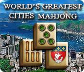 Feature screenshot game World's Greatest Cities Mahjong