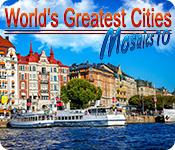 Feature screenshot game World's Greatest Cities Mosaics 10