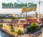 Feature screenshot game World's Greatest Cities Mosaics 5