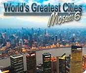 Feature screenshot game World's Greatest Cities Mosaics 6