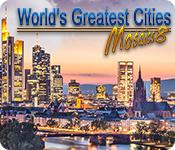 Feature screenshot game World's Greatest Cities Mosaics 8