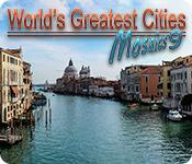 Feature screenshot game World's Greatest Cities Mosaics 9
