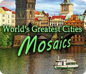 Feature screenshot game World's Greatest Cities Mosaics