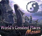 Feature screenshot game World's Greatest Places Mosaics