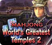 Feature screenshot game World's Greatest Temples Mahjong 2
