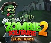 Feature screenshot game Zombie Solitaire 2: Chapter 2