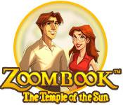 Feature screenshot game Zoom Book - The Temple of the Sun