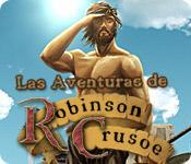 Las Aventuras de Robinson Crusoe game play