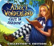 Función de captura de pantalla del juego Alice's Wonderland: Cast In Shadow Collector's Edition