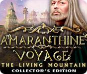Función de captura de pantalla del juego Amaranthine Voyage: The Living Mountain Collector's Edition