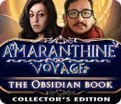 Función de captura de pantalla del juego Amaranthine Voyage: The Obsidian Book Collector's Edition