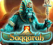 Ancient Quest of Saqqarah game play