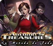 Función de captura de pantalla del juego Autumn's Treasures: La Moneda de Jade