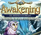Función de captura de pantalla del juego Awakening: El reino goblin Edición Coleccionista