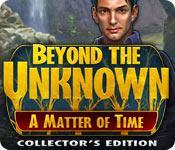 Función de captura de pantalla del juego Beyond the Unknown: A Matter of Time Collector's Edition