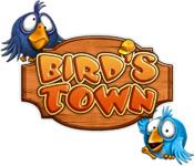 Función de captura de pantalla del juego Bird's Town