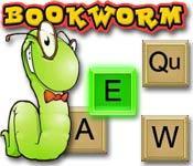 Función de captura de pantalla del juego Bookworm Deluxe