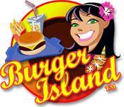 Función de captura de pantalla del juego Burger Island