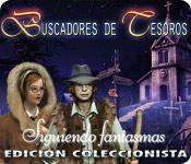 Buscadores de Tesoros III: Siguiendo fantasmas - Edición Coleccionista game play