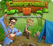 Función de captura de pantalla del juego Campgrounds III Collector's Edition