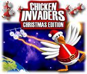 Función de captura de pantalla del juego Chicken Invaders 2 Christmas Edition