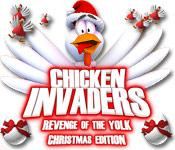 Chicken Invaders 3 Christmas Edition game play