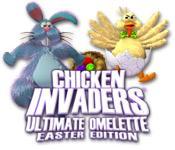 Función de captura de pantalla del juego Chicken Invaders 4: Ultimate Omelette Easter Edition
