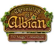 Función de captura de pantalla del juego Chronicles of Albian: The Magic Convention