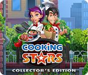 Función de captura de pantalla del juego Cooking Stars Collector's Edition