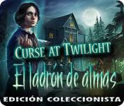 Función de captura de pantalla del juego Curse at Twilight: El ladrón de almas Edición Coleccionista