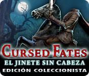 Función de captura de pantalla del juego Cursed Fates: El Jinete sin Cabeza Edición Coleccionista