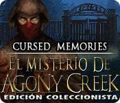 Función de captura de pantalla del juego Cursed Memories: El misterio de Agony Creek Edición Coleccionista