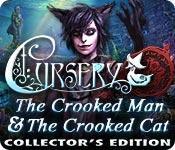 Función de captura de pantalla del juego Cursery: The Crooked Man and the Crooked Cat Collector's Edition