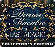 Función de captura de pantalla del juego Danse Macabre: The Last Adagio Collector's Edition