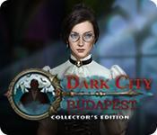 Función de captura de pantalla del juego Dark City: Budapest Collector's Edition
