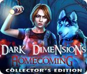 Función de captura de pantalla del juego Dark Dimensions: Homecoming Collector's Edition
