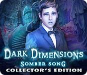 Función de captura de pantalla del juego Dark Dimensions: Somber Song Collector's Edition