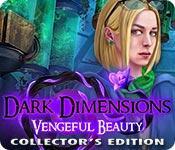 Función de captura de pantalla del juego Dark Dimensions: Vengeful Beauty Collector's Edition